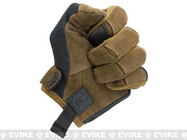 z PIG Full Dexterity Tactical (FDT) Bravo Fire Resistant Gloves - Coyote (Size: Medium)