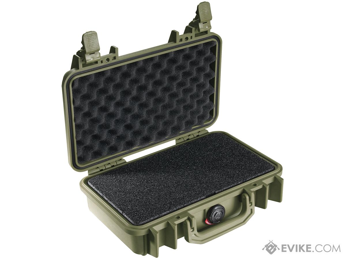 Pelican™ 1170 WL/WF Small Multi-Purpose Case - OD Green