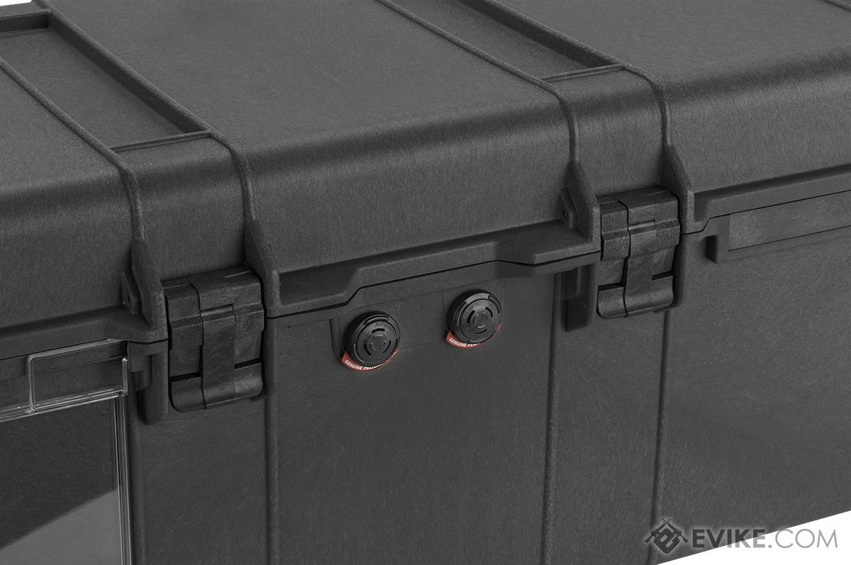 Pelican™ 1740 WL/WF Rolling Long Case - Black