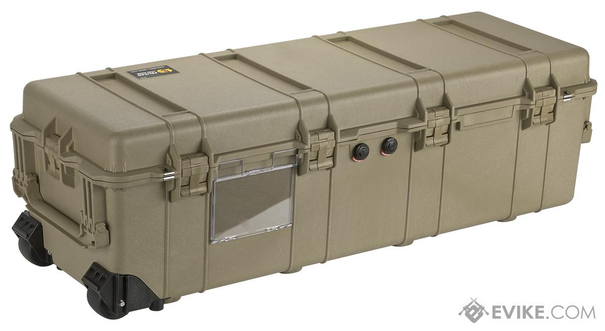 Pelican�  1740 WL/WF Rolling Long Case - Tan
