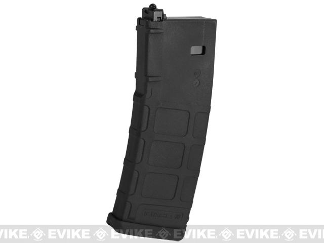 z PTS 120rd PMAG for PTW / CTW Series Airsoft AEG Rifles - Black