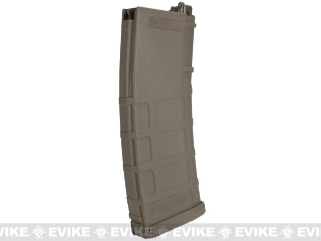 z PTS 120rd PMAG for PTW / CTW Series Airsoft AEG Rifles - Dark Earth