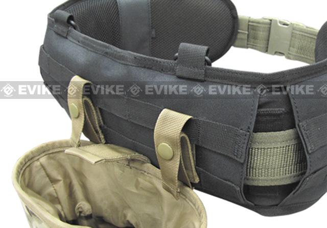 Phantom Level-3 High Speed Modular Tactical Dump Pouch - OD Green