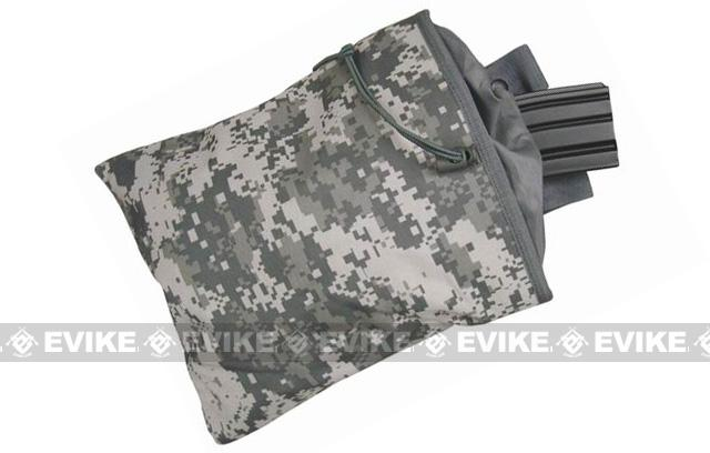 Phantom High Speed Belt / MOLLE Magazine Dump Pouch (Foldable) - ACU
