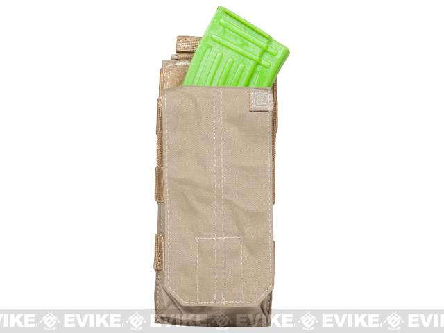 5.11 Tactical AK Single Bungee Cover Magazine Pouch - Black