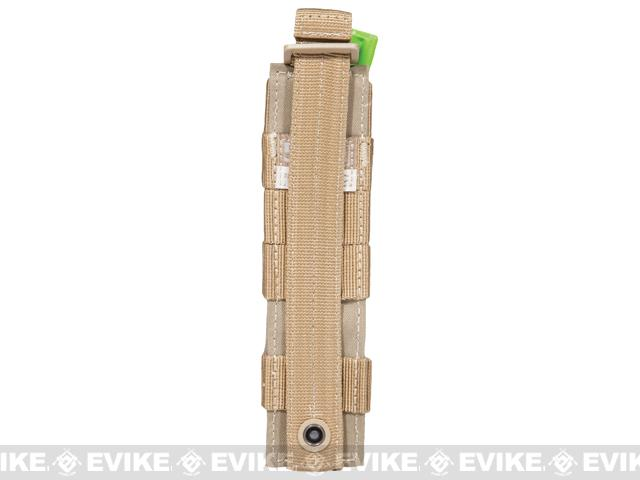 5.11 Tactical MP5 Single Bungee Cover Magazine Pouch - Sandstone