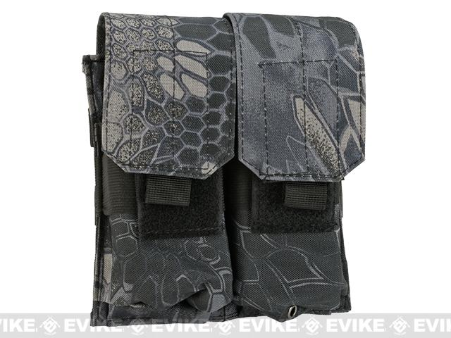Matrix MOLLE Double M4/M16 Magazine Pouch - Urban Serpent