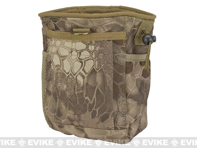 Matrix MOLLE Compatible Small Utility Pouch - Dark Arid Serpent