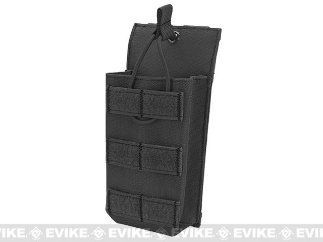 Laylax Ghost Gear Large Size AA-12 Magazine Pouch - Black