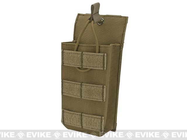 Laylax Ghost Gear Large Size AA-12 Magazine Pouch - Tan
