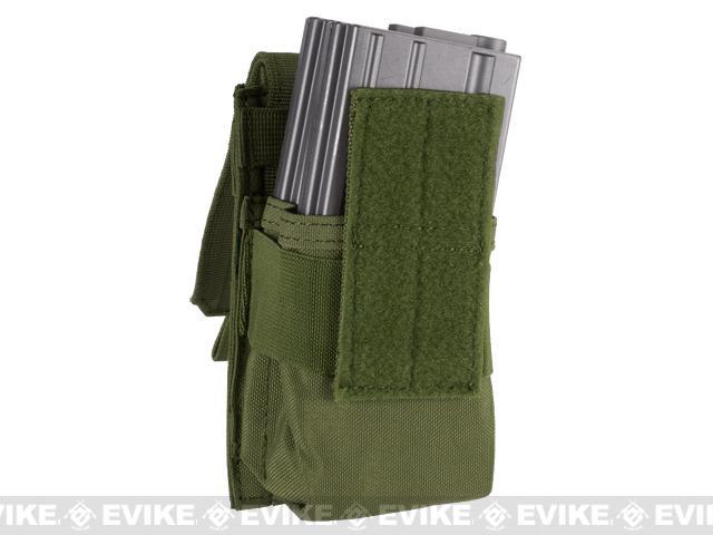 Condor MOLLE Ready M14 Magazine Pouch - OD Green