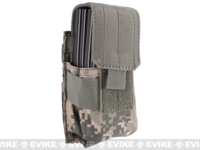 z Condor MOLLE Ready M14 Magazine Pouch - ACU