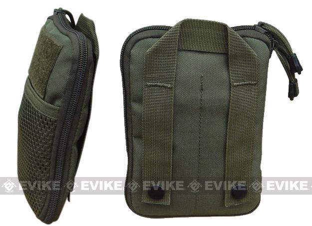 Condor Pocket Pouch w/ Free US Patch - OD Green