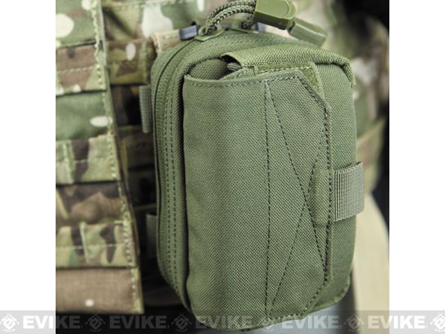 Condor MOLLE Ready Tactical Digi Pouch - OD Green