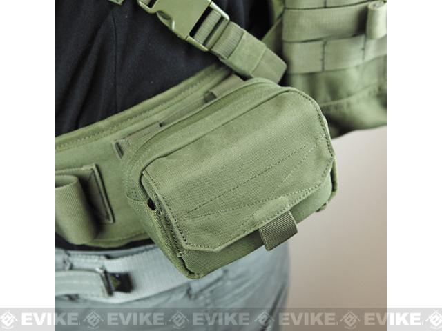 Condor MOLLE Ready Tactical Digi Pouch - Black