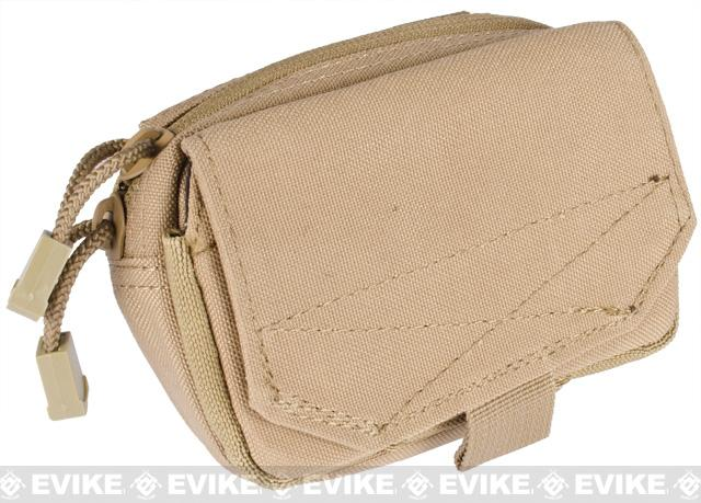 Condor MOLLE Ready Tactical Digi Pouch - Tan