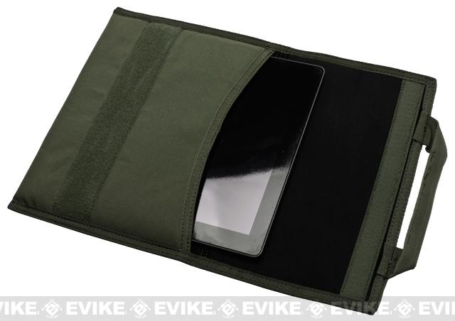 Condor MOLLE 10 Tablet Sleeve - OD Green