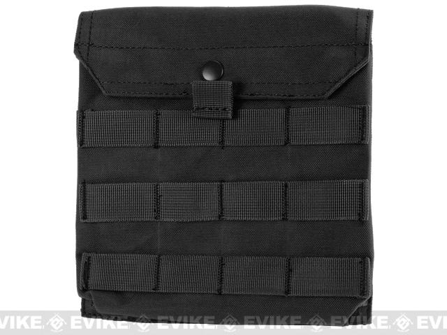 Condor Side Plate Utility Pouch - Black