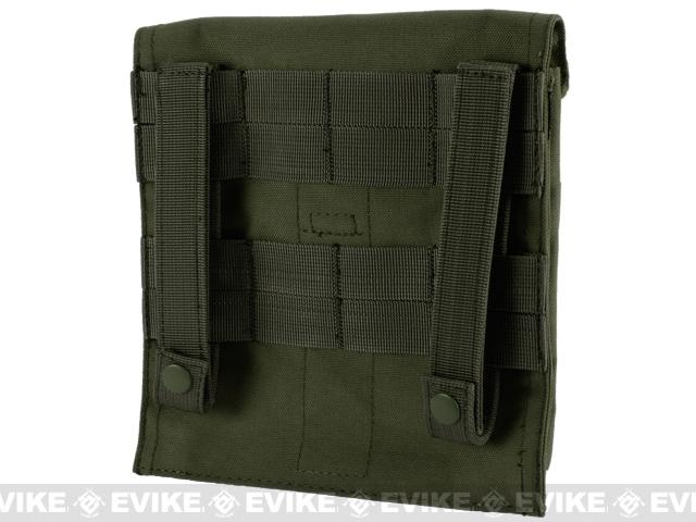 Condor Side Plate Utility Pouch - OD Green