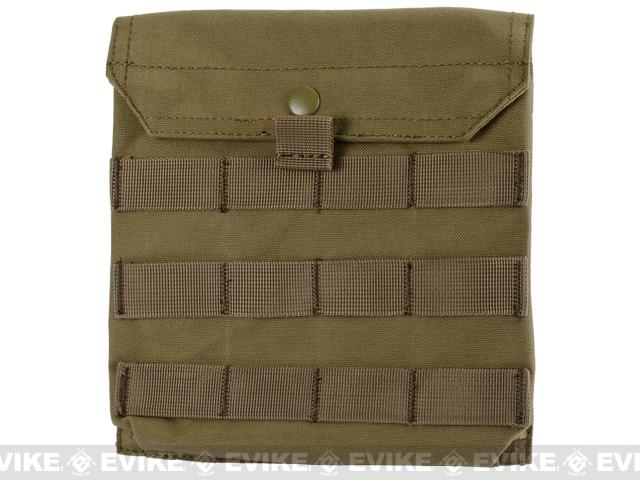 Condor Side Plate Utility Pouch - Tan