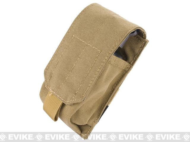 Phantom MOLLE Ready Flashbang / Grenade Pouch - (Tan)