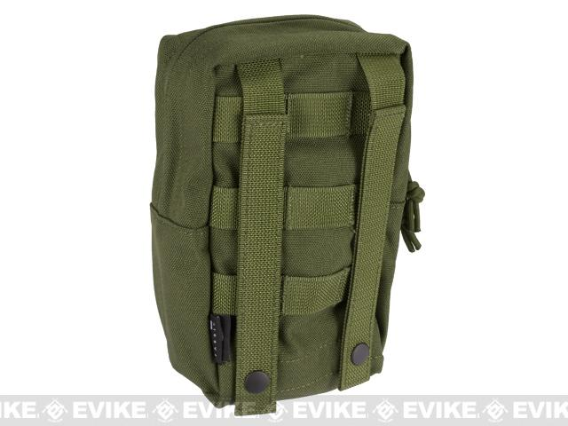 Phantom 9 Large MOLLE Ready Utility / EMT Pouch - OD Green