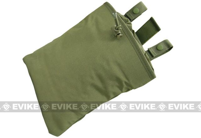 Phantom High Speed Belt / MOLLE Magazine Dump Pouch (Foldable) - OD Green