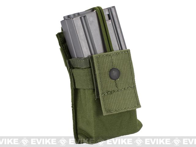 Phantom Gear MOLLE High Speed Magazine Pouch - OD Green