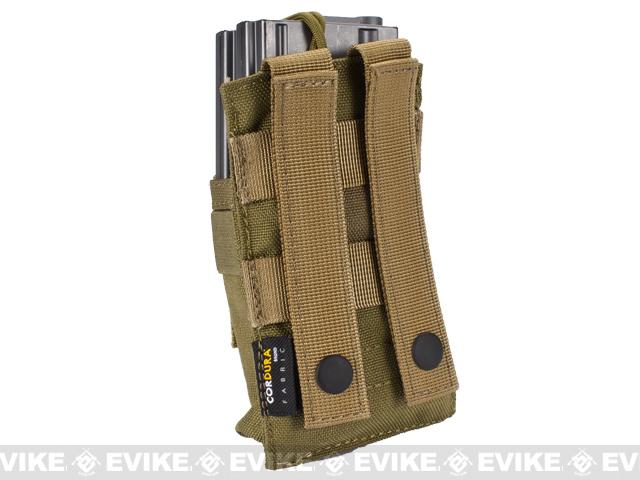 Phantom Gear MOLLE High Speed Magazine Pouch - Tan