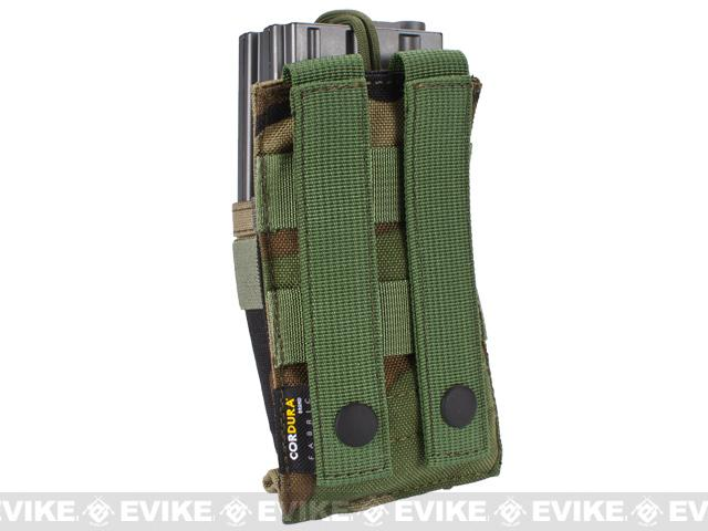 Phantom Gear MOLLE High Speed Magazine Pouch - Woodland