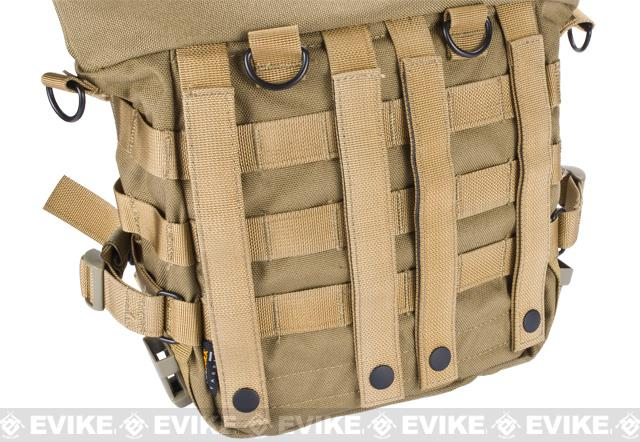 Phantom Transformer XL MOLLE Bag / Dump Pouch - OD Green