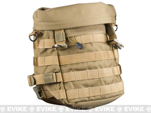 Phantom Transformer XL MOLLE Bag / Dump Pouch - Woodland Camo