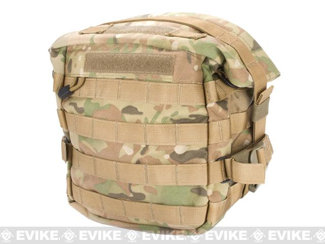 Black Owl Gear / Phantom Transformer XL MOLLE Bag / Dump Pouch - Multicam