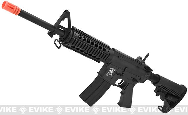 Bone Yard - APS Kompetitor Electric Blowback M4 RIS Carbine Airsoft AEG Rifle (Store Display, Non-Working Or Refurbished Models)