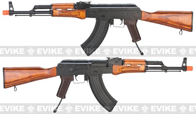 PolarStar Full Metal AK47 PAKM Electro-Pneumatic Airsoft Rifle