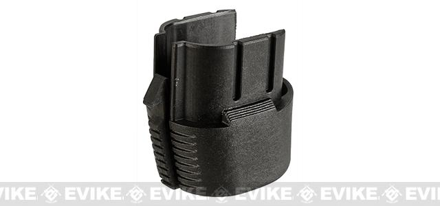 PTS Grip Extension for PDR-C Series Airsoft AEG Rifles - Black