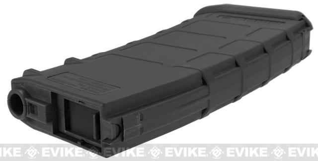 PTS 350rd Polymer Magazine Gen2 for M4/M16 Airsoft AEG Rifles - Black