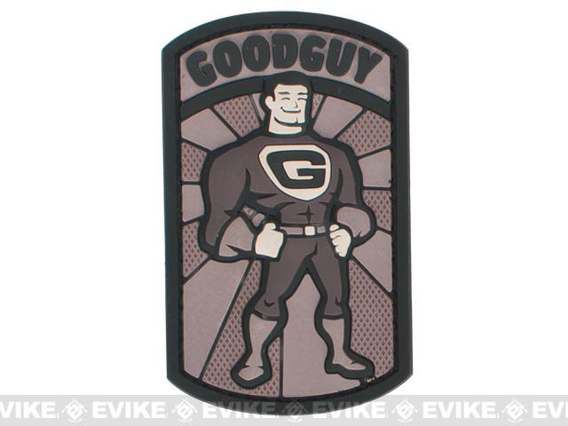 Mil-Spec Monkey Goodguy PVC Hook and Loop Patch - SWAT