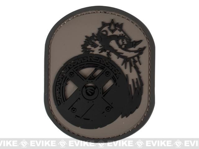 Mil-Spec Monkey Berserker PVC Patch - ACU
