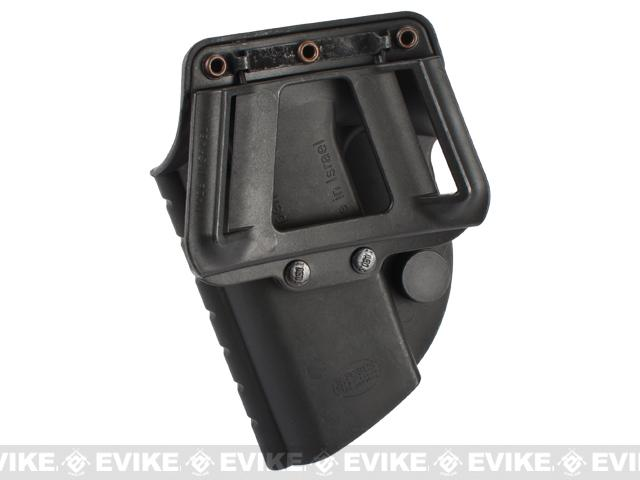 Fobus Elite Concealed Belt Holster - 1911 w/ Rails