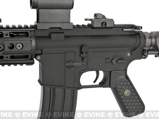 WE-Tech R5C Compact M4 Airsoft AEG Rifle