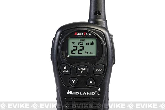 Midland LXT500 Two Way Radio Set