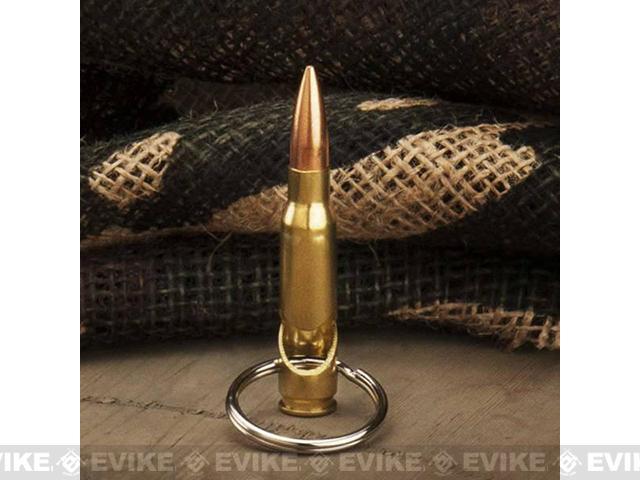 Lucky Shot USA 7.62mm Keychain Bottle Opener