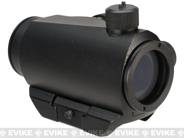 Avengers T1 Red / Green Dot Sight w/ Weaver Mount - Black