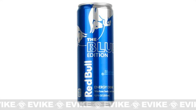 Red Bull Energy Drink 12oz - Blue Edition - Single Can