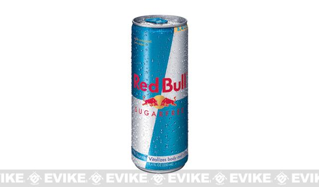 Red Bull Energy Drink 8.4oz - Sugar Free - Single Can