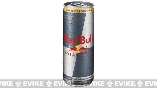 Red Bull Energy Drink 8.4oz - Total Zero - Single Can