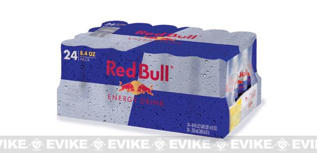 Red Bull Energy Drink 8.4oz - Original - 24 Can Case