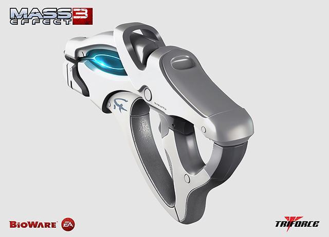 Pre-Order ETA June 2017 Triforce Limited Edition Mass Effect 3: Scorpion Full Scale Replica