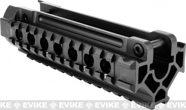 z AIM Sports One-Piece Tri-Rail Hand Guard RIS for MP5 Series Rifles